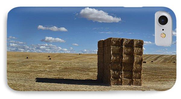 Haystack Off Hwy 2 IPhone Case