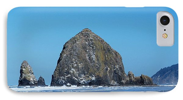 Haystack Rock IPhone Case