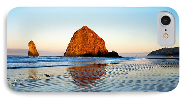 Haystack Rock IPhone Case by Panoramic Images