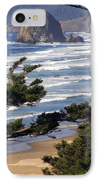 Haystak Rock Through The Trees Phone Case by Marty Koch
