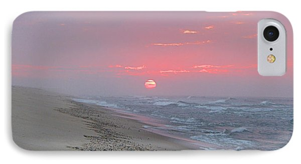 IPhone Case featuring the photograph Hazy Sunrise by  Newwwman