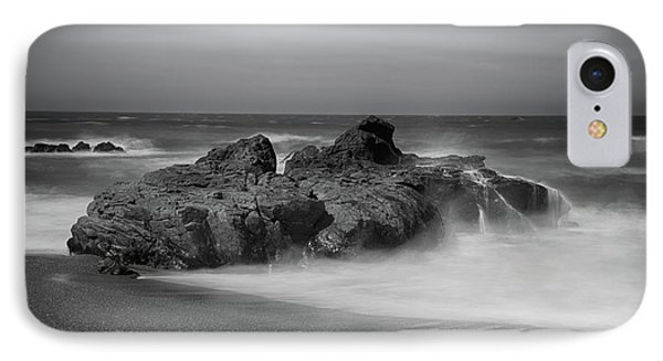 He Enters The Sea IPhone Case by Laurie Search