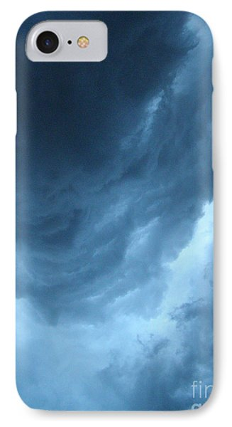 Head For Cover IPhone Case by Angie Rea