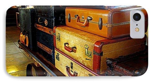 Headed Home IPhone Case by Steve C Heckman