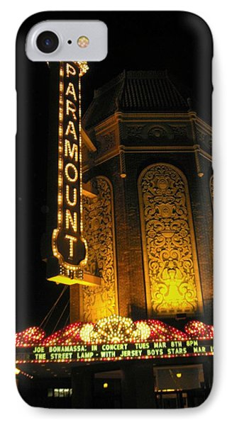 Heading Home To Chicago IPhone Case by Todd Sherlock