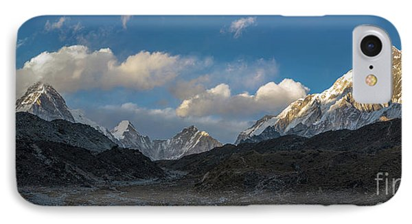 IPhone Case featuring the photograph Heading To Everest Base Camp by Mike Reid