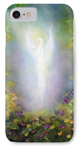 Healing Angel Phone Case by Marina Petro
