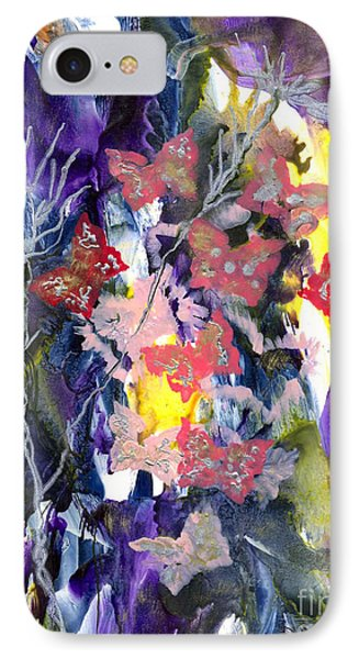 Healing Breath For  Eve Phone Case by Heather Hennick