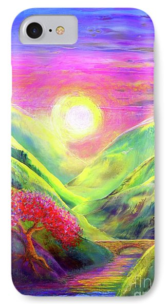 Healing Light IPhone Case