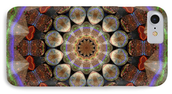 IPhone Case featuring the photograph Healing Mandala 30 by Bell And Todd