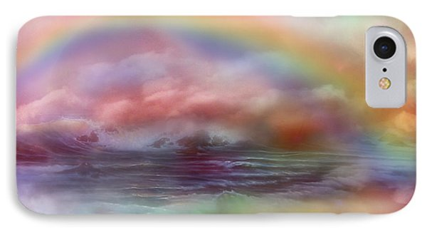 Healing Ocean Phone Case by Carol Cavalaris