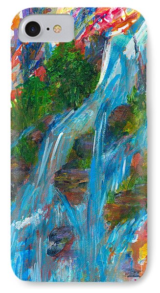 Healing Waters IPhone Case by Denise Hoag