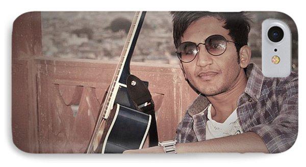 Heart Hacker..... Phone Case by Madhusudan Bishnoi