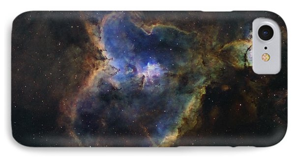 Heart Nebula IPhone Case by Manuel Huss