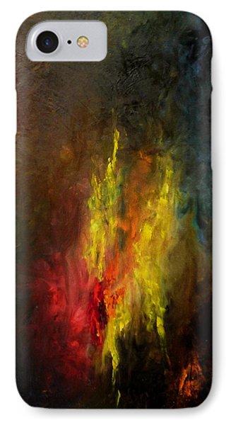 Heart Of Art IPhone Case by Rushan Ruzaick