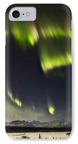 Heart Of Denali IPhone Case by Ed Boudreau