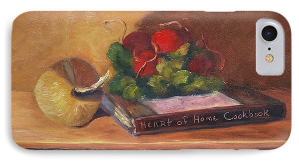 Heart Of Home IPhone Case by Teresa Lynn Johnson