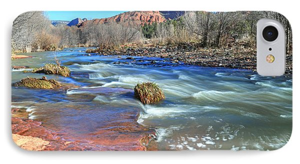 Heart Of Sedona 2 IPhone Case by Donna Kennedy