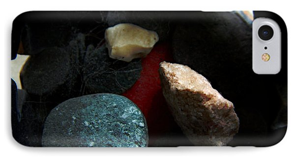 Heart Of Stone IPhone Case by RC DeWinter