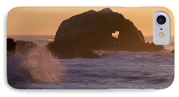 IPhone Case featuring the photograph Heart Of The Ocean by Nathan Rupert