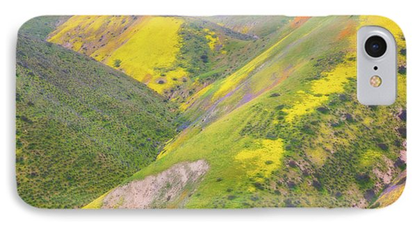 IPhone Case featuring the photograph Heart Of The Temblor Range by Marc Crumpler