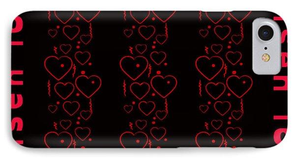 Heart Poisen Love IPhone Case