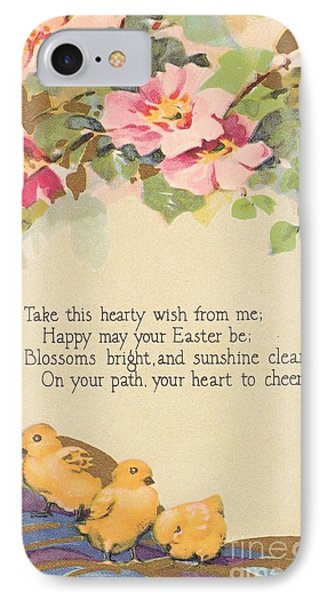 Hearty Wish IPhone Case