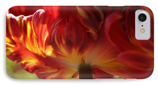 Heat IPhone Case by Connie Handscomb