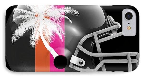 Heat What If Its Football IPhone Case by Joe Hamilton