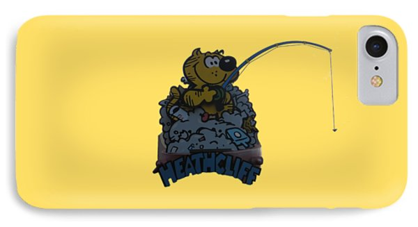 IPhone Case featuring the photograph Heathcliff by Tom Prendergast