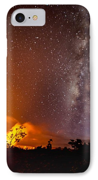 Heaven And Hell IPhone Case by Allen Biedrzycki