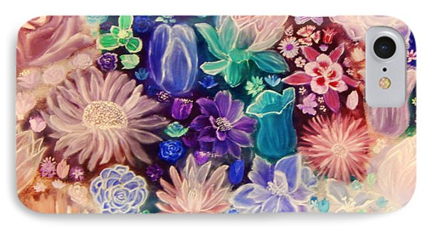Heavenly Garden IPhone Case by Samantha Thome