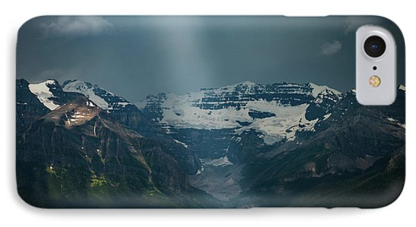 IPhone Case featuring the photograph Heavenly Lake Louise by William Lee