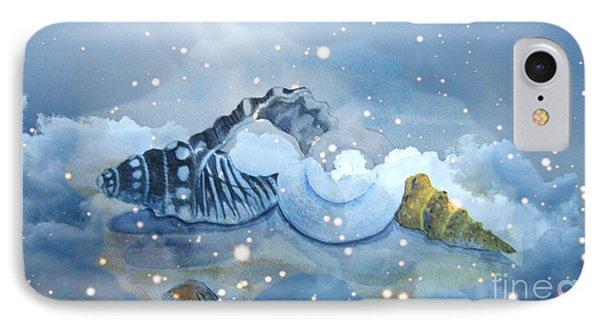 Heavenly Shells IPhone Case by Leanne Seymour