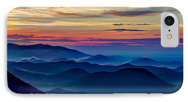 Heavenly View Sunrise And Faith IPhone Case by Reid Callaway