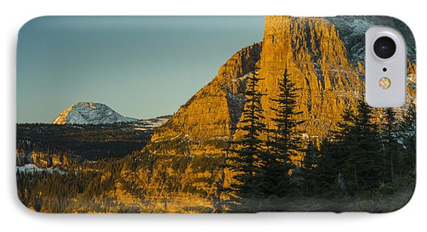 Heavy Runner Mountain IPhone Case by Gary Lengyel