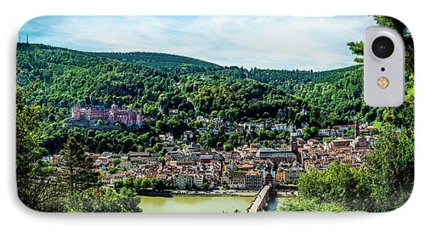 IPhone Case featuring the photograph Heidelberg Germany by David Morefield