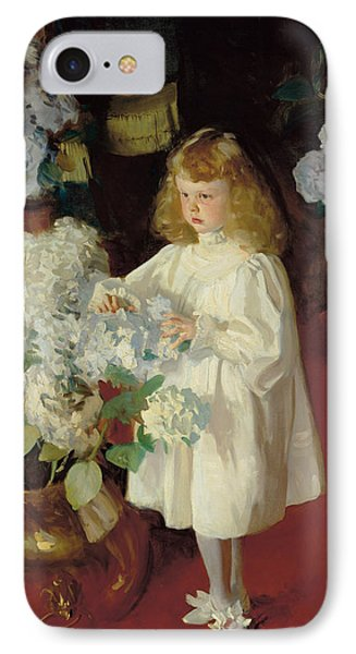 Helen Sears IPhone Case by John Singer Sargent