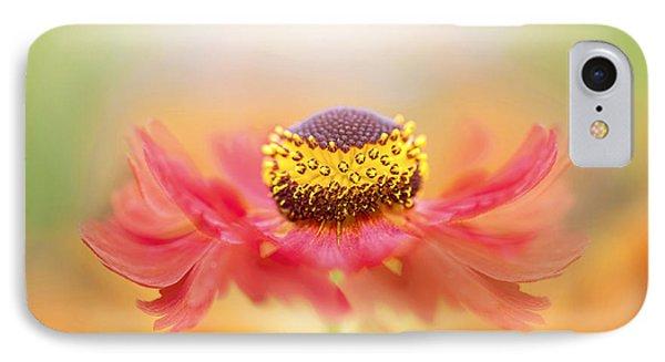 Helenium Flower IPhone Case by Jacky Parker