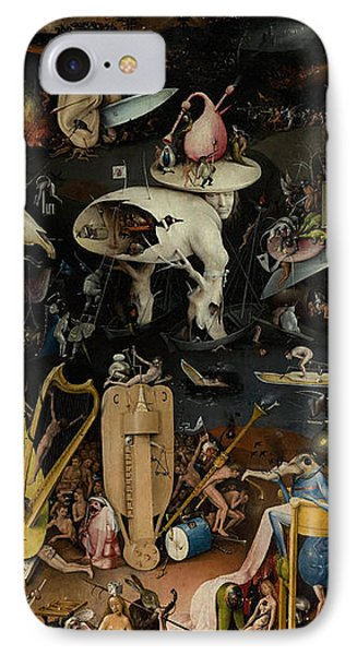 Hell    The Garden Of Earthly Delights IPhone Case