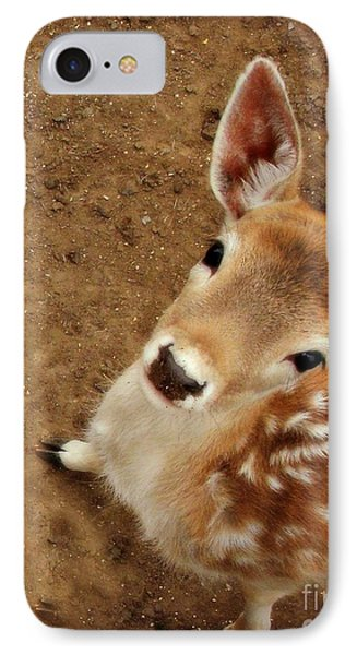 IPhone Case featuring the photograph Hello by Kristine Nora