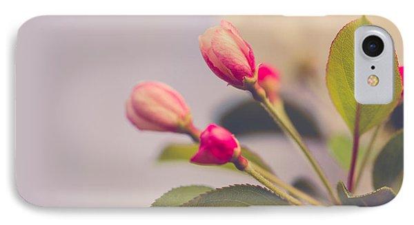 Hello Spring IPhone Case by Yvette Van Teeffelen