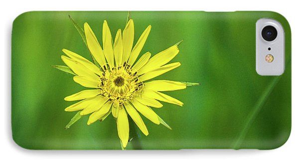 IPhone Case featuring the photograph Hello Wild Yellow by Bill Pevlor
