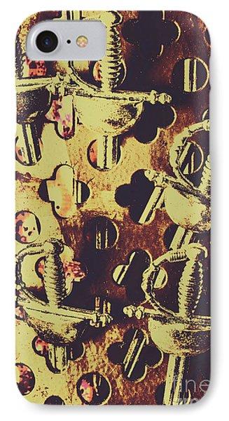 Helm Of Antique War IPhone Case