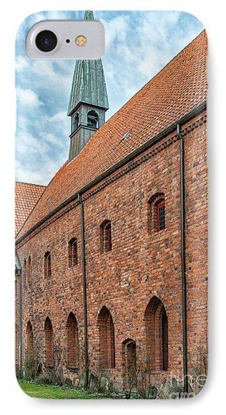IPhone Case featuring the photograph Helsingor Saint Mary Church by Antony McAulay