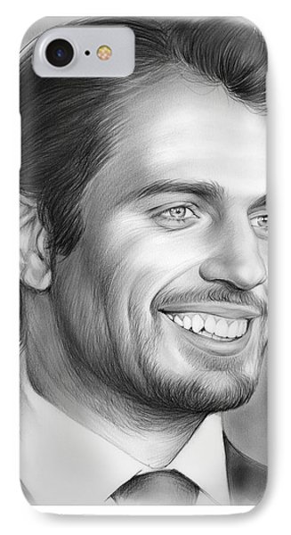 Henry Cavill IPhone Case