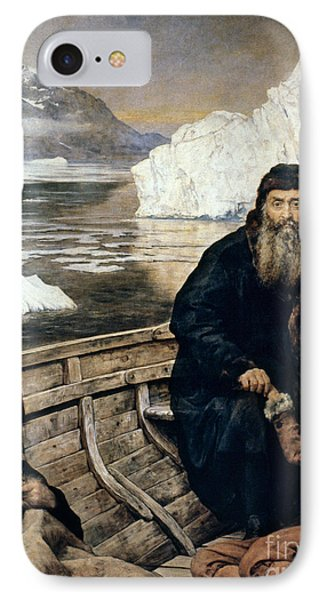 Henry Hudson And Son Phone Case by Granger