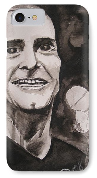 Henry Rollins Phone Case by Darkest Artist