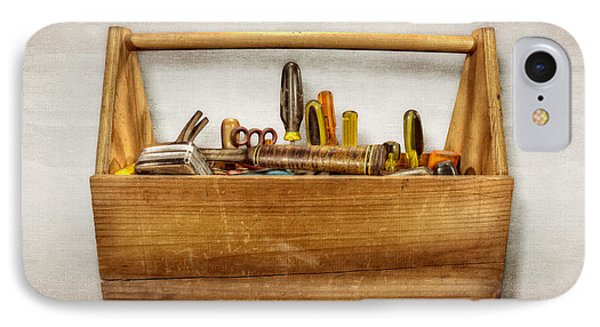 Henry's Toolbox IPhone Case by YoPedro