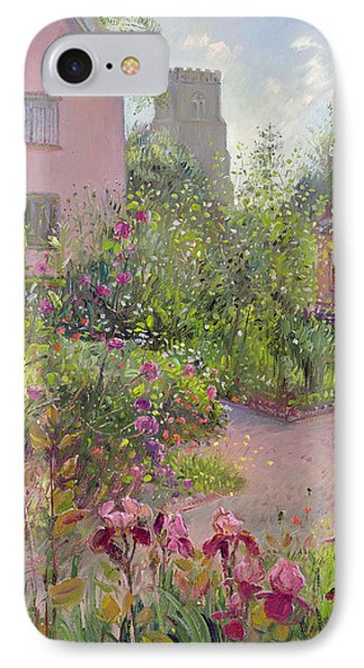 Herb Garden At Noon IPhone Case